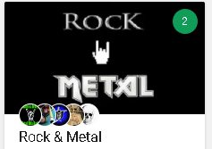 Rock & Metal (Google+ Group)