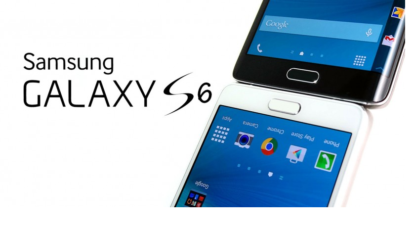 Samsung posted a new video for her phone Galaxy S6