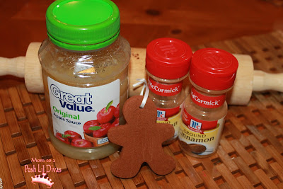 how to make applesauce for infants