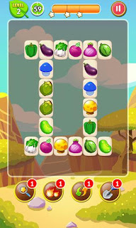 Screenshots of the Fruit and veggie for Android tablet, phone.