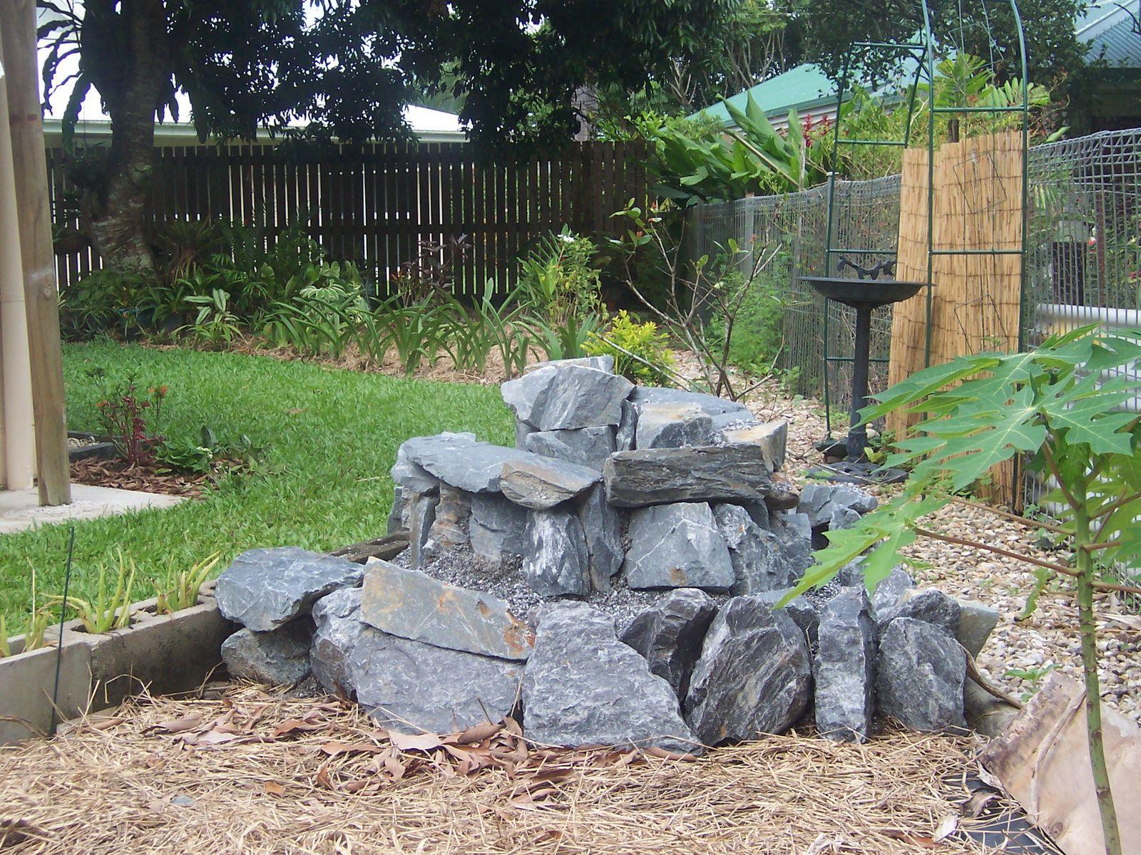 Africanaussie: Garden design -in Garden share collective October. on