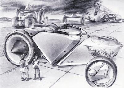 Evolucion de autos japoneses
