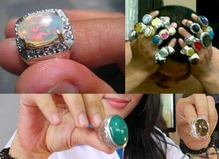 gadis batu cincin