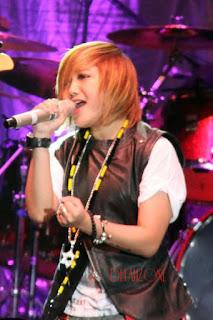 Konser Charice Pempengco di Jakarta (Infinity Tour 2012)