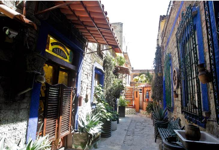 Visita literaria por el barrio de La Merced