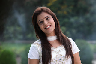 Nisha Agarwal Latest Pictures Gallery in White Sal Kameez 0014.jpg