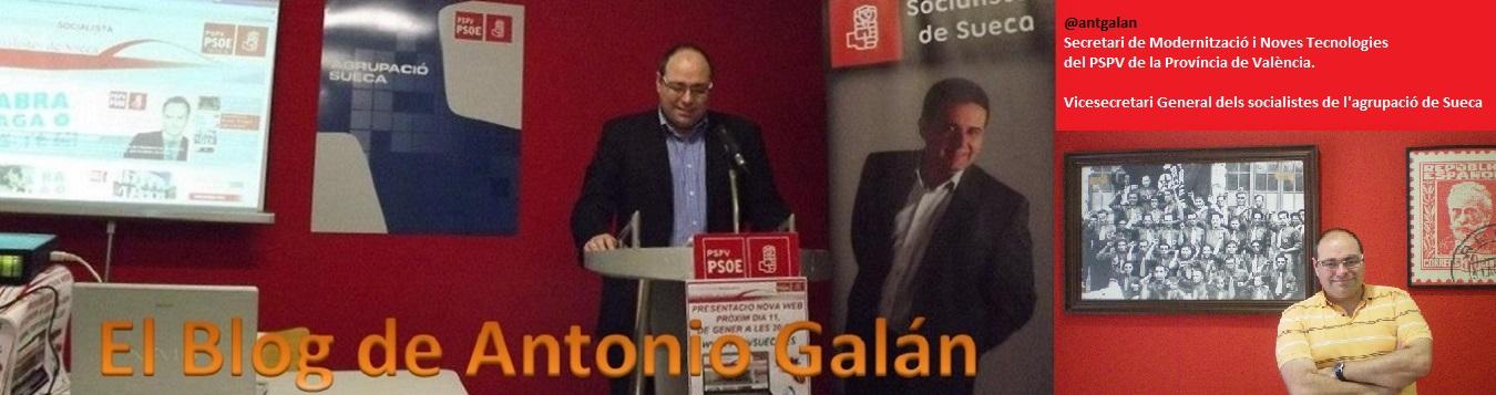 El Blog de Antonio Galán