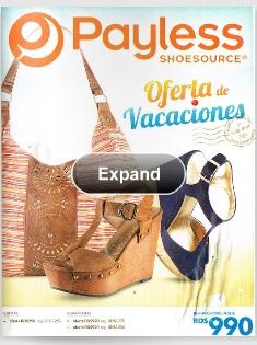 Catalogo Payless marzo 2013