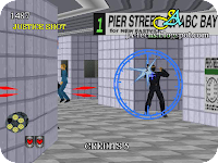 Virtua Cop 2 PC Game Snapshot 3