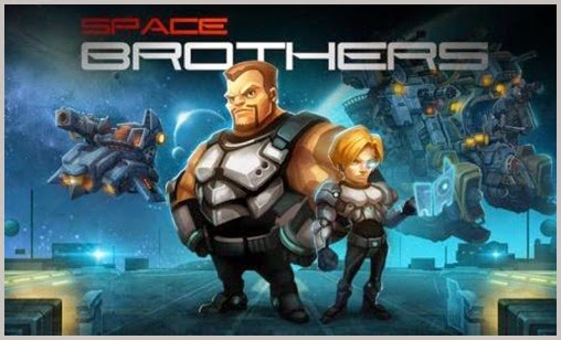 Space brothers for Android