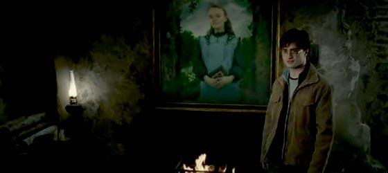 Ariana Dumbledore e Harry Potter