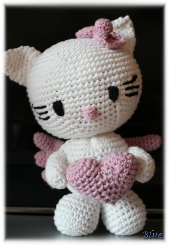 Blue-Stars: Hello Kitty