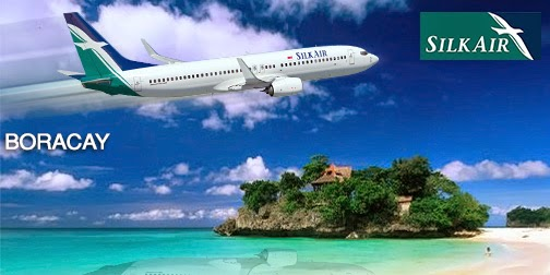 SilkAir now flying to Boracay