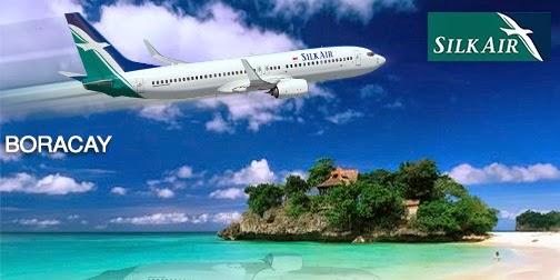 SilkAir now flying to Boracay
