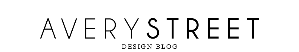 Avery Street Design Blog