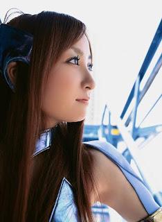 Kiguchi Aya cosplay as Birdy Cephon Altera from Birdy The Mighty