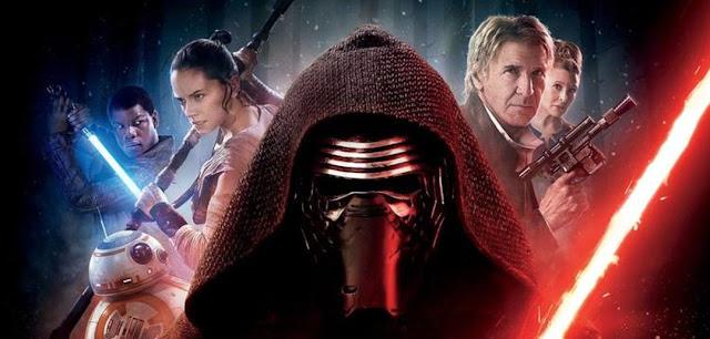 Star Wars: O Despertar da Força ultrapassa U$1 bilhão em bilheteria