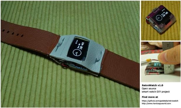 Relógio inteligente com Arduino
