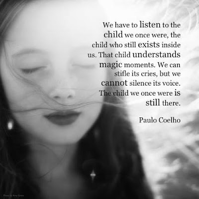 Quotes Paulo Coelho |  The Child Within