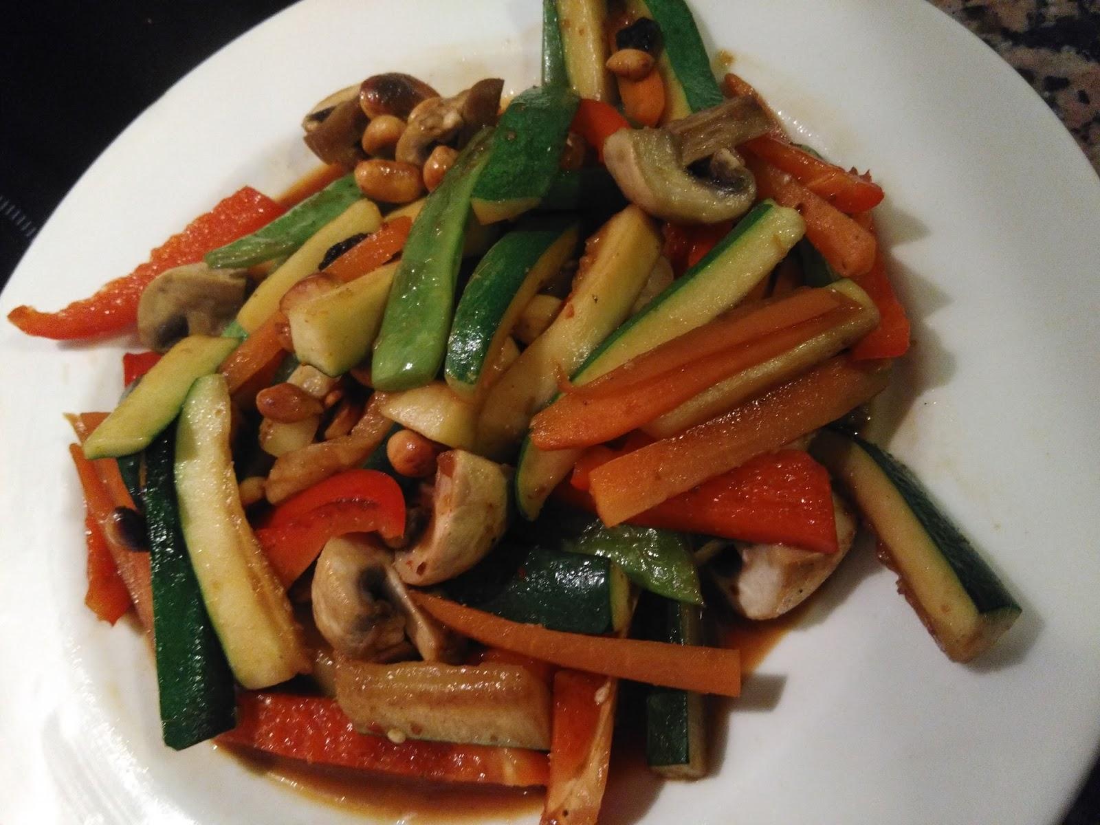 Roci en la cocina wok de verduras for Cocinar wok en casa