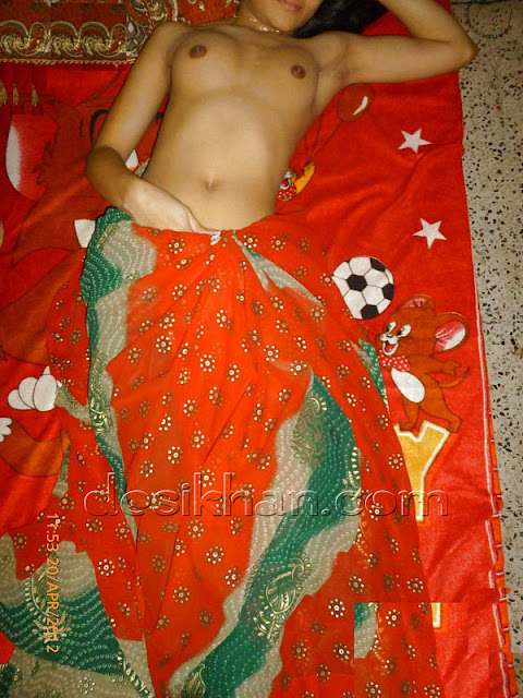 Desi Wife Nima From Himachal Stripping Saree