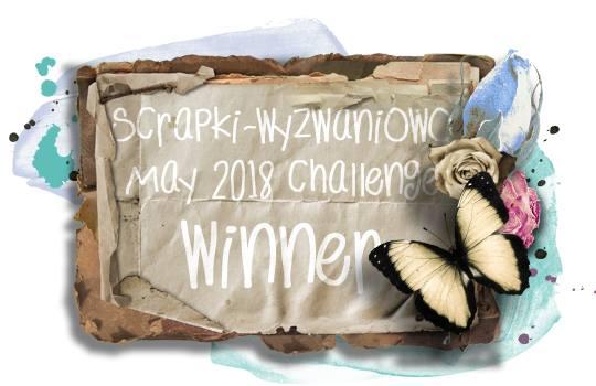 Winner May 2018