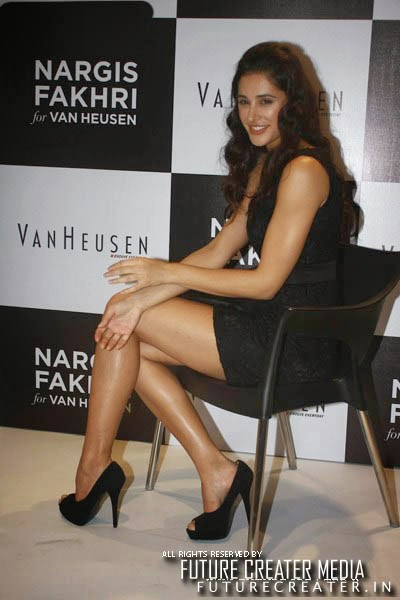 Nargis Fakhri Hot Sizzling Photoshoot HQ Pics