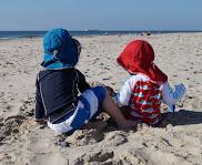 Die Küstenkids im Urlaub