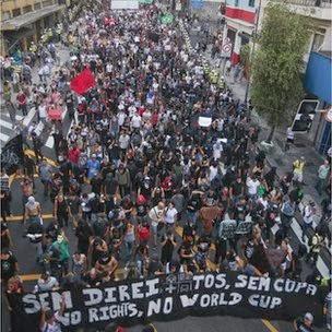 Δημοκρατία και Παγκόσμιο Κύπελο 2014
