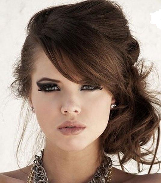 Peinados Caseros Pelo Largo Perfect Peinados Novias Pelo Suelto Con