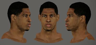 Danny Grange Realistic Face Texture