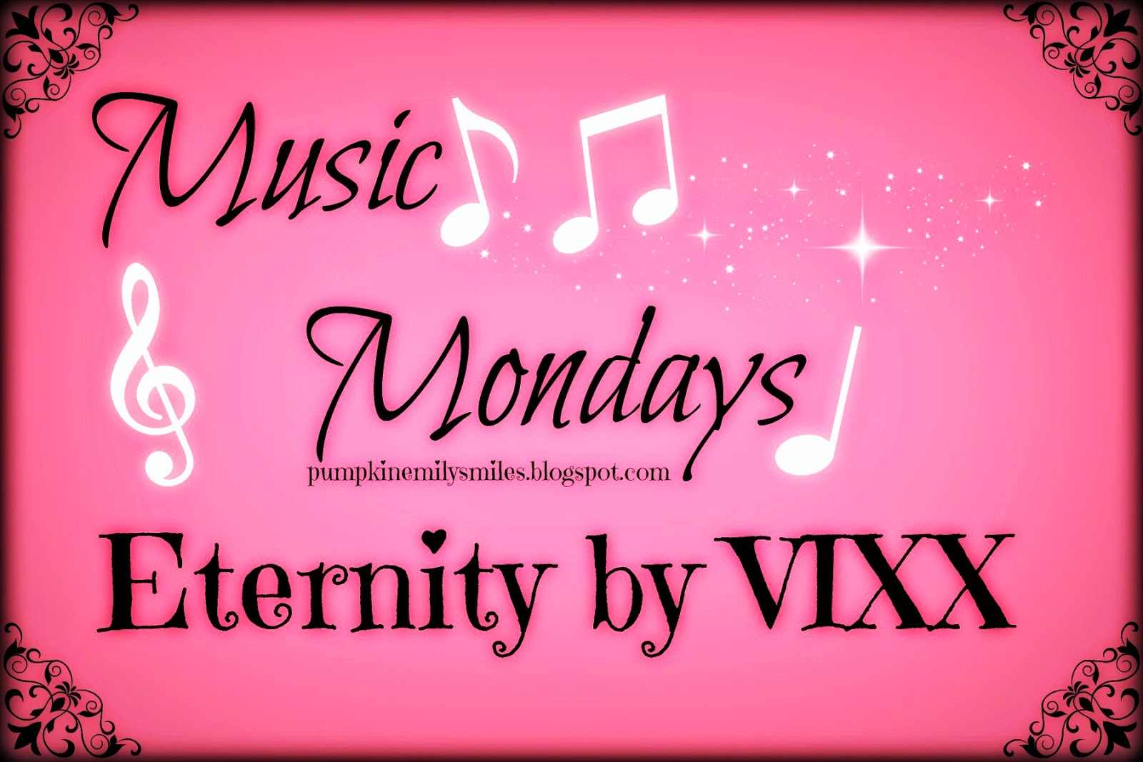 Music Mondays Eternity by VIXX