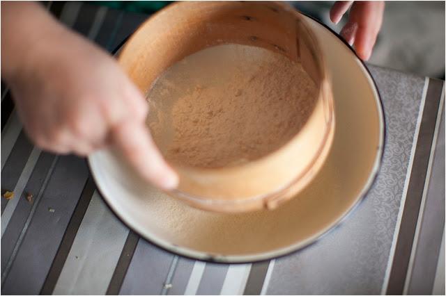 мука для имбирного печенья