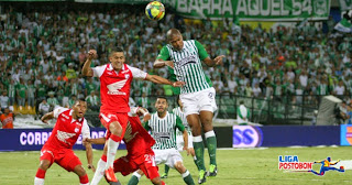 Atlético Nacional vs Independiente Santa Fe