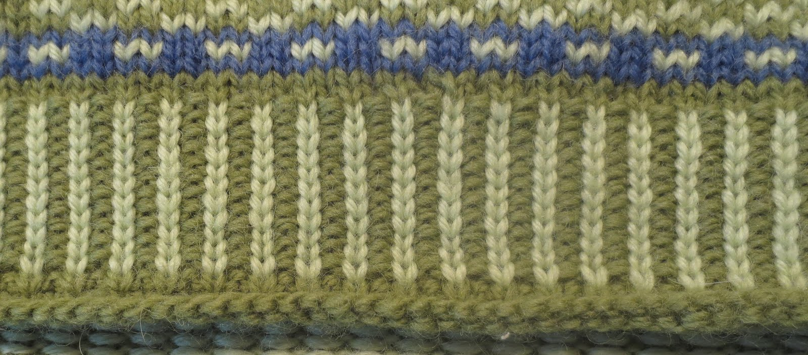 TECHknitting: Corrugated ribbing tricks and tips