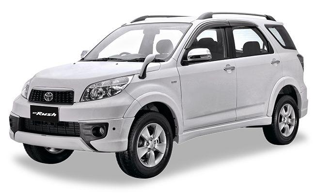 Gambar Toyota Rush 2015