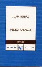 """Portada del libro """"Pédro Páramo"""", de Juan Rulfo"""