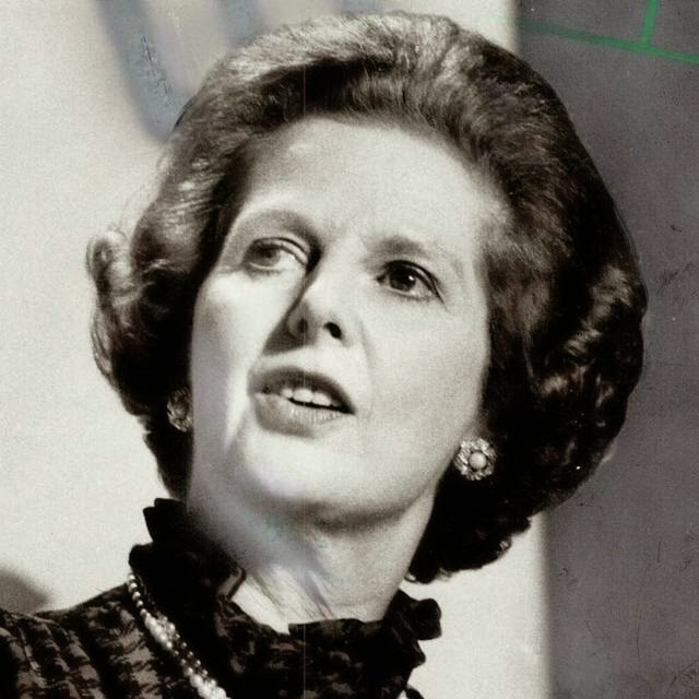 Several policies worldwide copied different versions cut the Iron Lady.