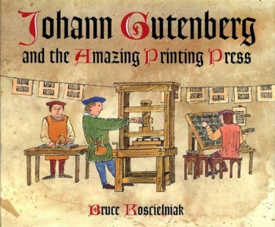 johannes gutenberg and the printing press essay