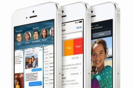 Inilah fitur baru dari iOS 8, foto dan video - shering kontak sampai ke multitasking view