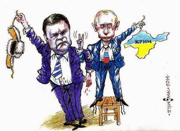 В интересах России объявить амнистию по всем политическим крымским делам, - Фейгин - Цензор.НЕТ 9898