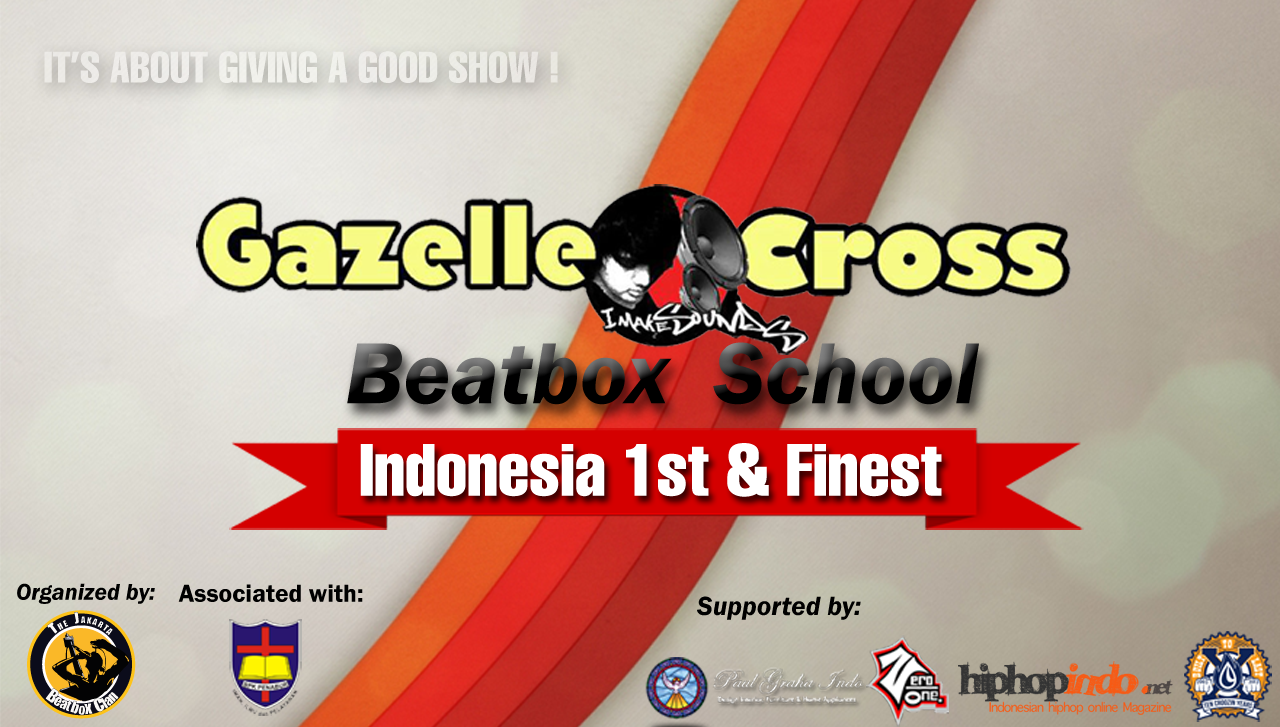 Gazelle Beatbox School