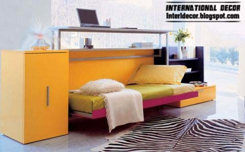 Emejing Space Saving Furniture For Small Apartments Pictures ...