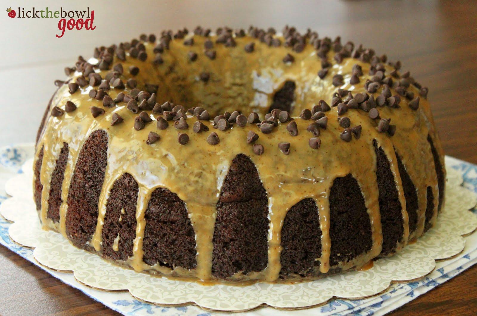 Cake Mix Doctor Chocolate Kahlua Cake