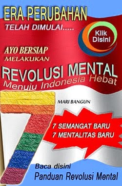 Revolusi Mental Indonesia