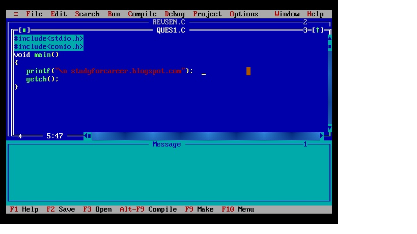an analysis of the turbo c for windows 45 Download full screen turbo c++ for windows 7, windows 8, windows 81 and windows 10 this site also contains many tutorials for c and c++ languages home issues discussions download turbo c++ for windows 7, 8, 81 and windows 10 with full/window screen mode and many more extra feature.