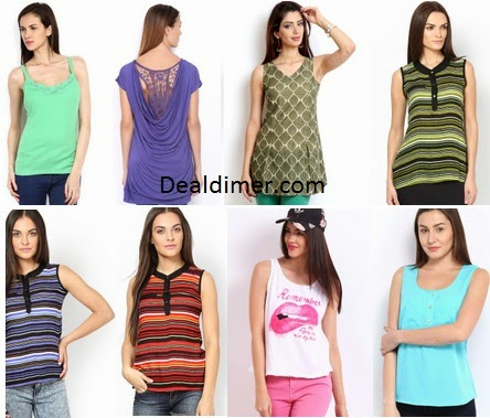 Women's Clothing 50% off or more + 30% off from Rs. 223 – Amazon