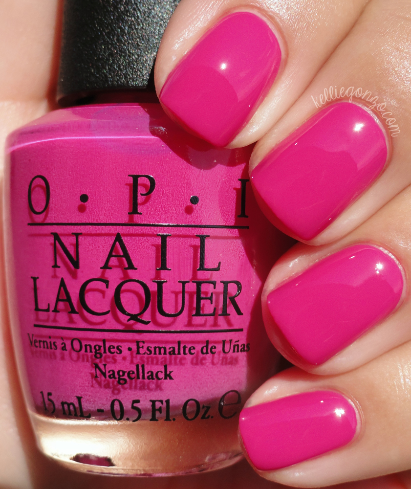 OPI Girls Love Ponies | kelliegonzo