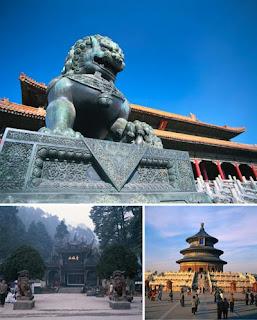 Фотографии исторических мест Китая