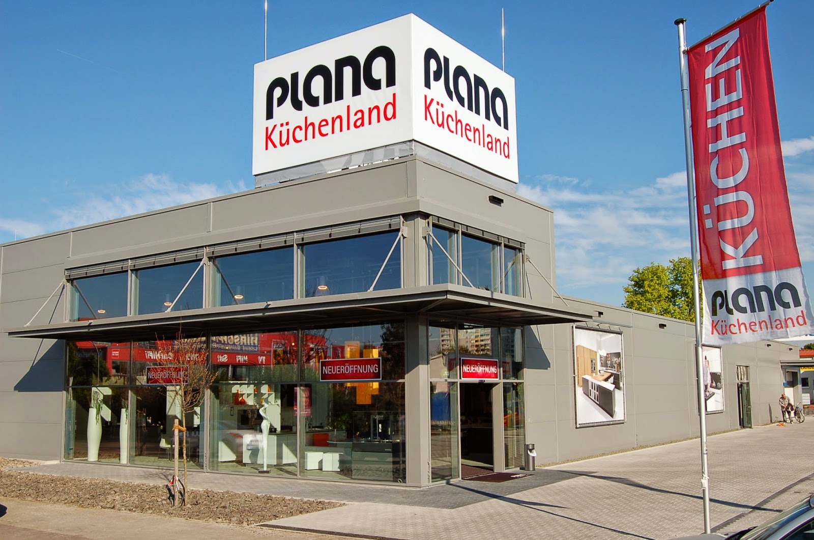 Beautiful Plana Küchenland Augsburg Contemporary - House Design ...